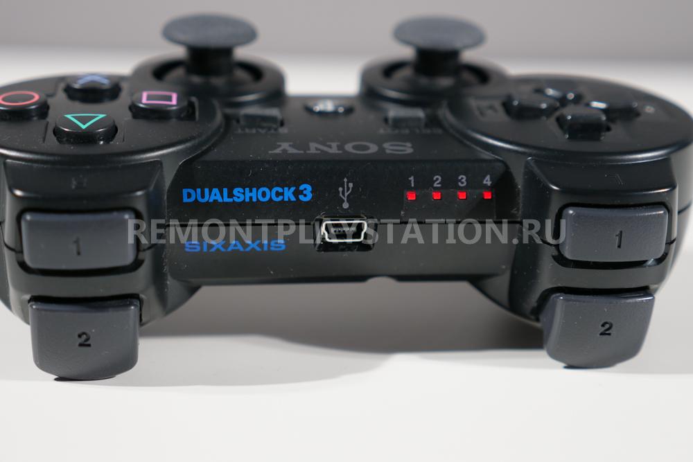 замена кнопок и стиков ps3